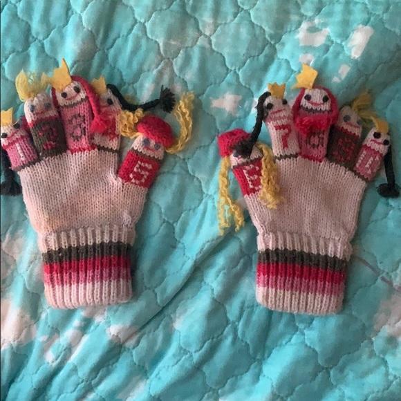 H&M Other - H&M Finger Gloves